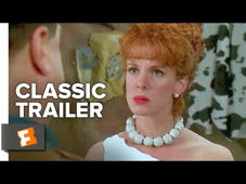 a close up of a womans face: The Flintstones (1994) Official Trailer - John Goodman, Rosie O'Donnell Movie HD Subscribe to CLASSIC TRAILERS: http://bit.ly/1u43jDe Subscribe to TRAILERS: http://bit.ly/sxaw6h Subscribe to COMING SOON: http://bit.ly/H2vZUn Like us on FACEBOOK: http://bit.ly/1QyRMsE Follow us on TWITTER: http://bit.ly/1ghOWmt  In this live-action feature of the cartoon show, Fred Flintstone finally gets the job he's always wanted, but it may just come at a price.  Welcome to the Fandango MOVIECLIPS Trailer Vault Channel. Where trailers from the past, from recent to long ago, from a time before YouTube, can be enjoyed by all. We search near and far for original movie trailer from all decades. Feel free to send us your trailer requests and we will do our best to hunt it down.