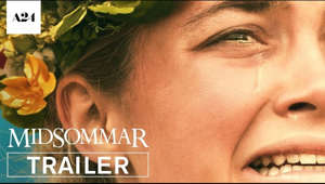 a close up of a girl: SUBSCRIBE: http://bit.ly/A24subscribe  THIS SUMMER, LET THE FESTIVITIES BEGIN.  From writer/director Ari Aster (Hereditary) and starring Florence Pugh, Jack Reynor, William Jackson Harper, and Will Poulter. MIDSOMMAR — In Theaters July 3, 2019.   RELEASE DATE: July 3, 2019  DIRECTOR: Ari Aster  CAST: Florence Pugh, Jack Reynor, William Jackson Harper, Vilhelm Blomgran, Archie Madekwe, Ellora Torchia, and Will Poulter  Visit Midsommar Website: http://bit.ly/midsommar_MOV Like Midsommar on Facebook: http://bit.ly/MidsommarMovie_facebook Follow Midsommar on Twitter: http://bit.ly/MidsommarMovie_twitter Follow Midsommar on Instagram: http://bit.ly/MidsommarMovie_instagram  ------  ABOUT A24:  Official YouTube channel for A24, the studio behind Hereditary, The Witch, Moonlight, Lady Bird, The Disaster Artist, Ex Machina & more.  Coming Soon: The Souvenir, The Last Black Man in San Francisco, and The Farewell  Subscribe to A24's NEWSLETTER:  http://bit.ly/A24signup Visit A24 WEBSITE: http://bit.ly/A24filmsdotcom Like A24 on FACEBOOK: http://bit.ly/FBA24 Follow A24 on TWITTER: http://bit.ly/TweetA24 Follow A24 on INSTAGRAM: http://bit.ly/InstaA24