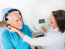 Is there at link between hearing and dementia?