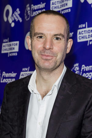 LONDON, ENGLAND - MARCH 20: Martin Lewis attends the Ultimate News Quiz drinks reception at Grand Connaught Rooms on March 20, 2019 in London, England. This annual charity quiz is in aid of Action for Children and Student Partnerships Worldwide. (Photo by Tristan Fewings/Getty Images)