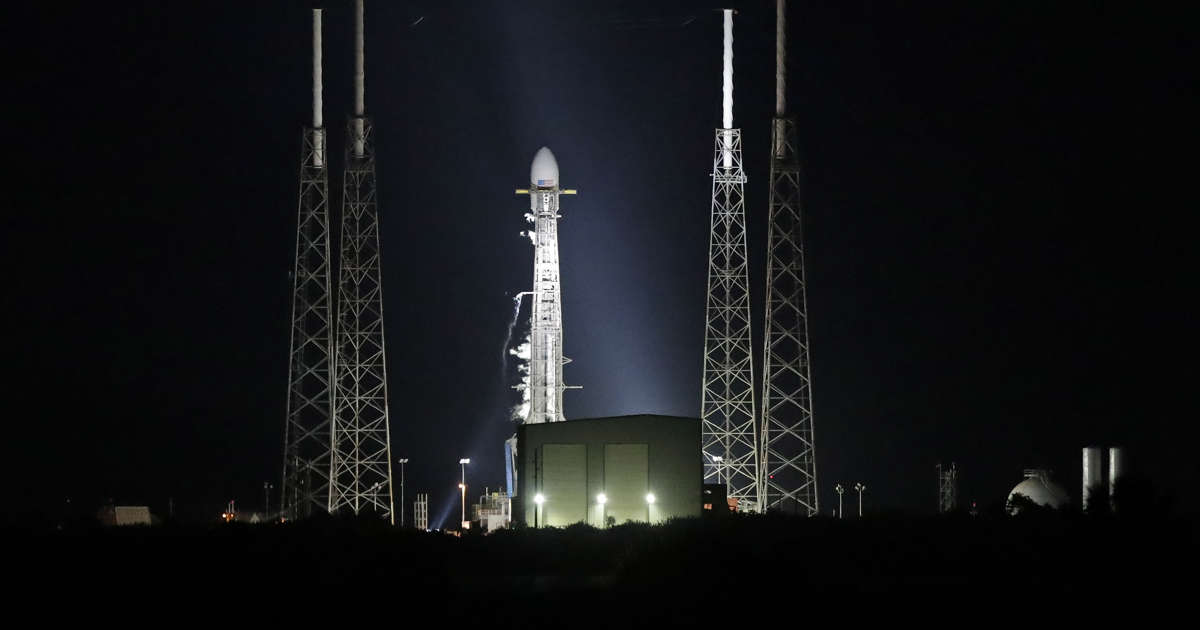 SpaceX postpones Starlink satellite launch again, for 'about a week'