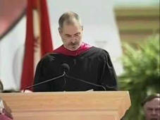 Drawing from some of the most pivotal points in his life, Steve Jobs, chief executive officer and co-founder of Apple Computer and of Pixar Animation Studios, urged graduates to pursue their dreams and see the opportunities in life's setbacks -- including death itself -- at the university's 114th Commencement on June 12, 2005.  Transcript of Steve Jobs' address: http://news-service.stanford.edu/news/2005/june15/jobs-061505.html  Stanford University channel on YouTube: http://www.youtube.com/stanford