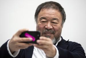 Kinesiske konstnären Ai Weiwei