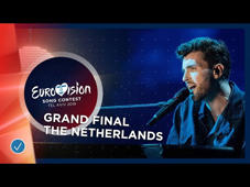 Add or download the song to your own playlist: https://Eurovision.lnk.to/ESC2019ID   Duncan Laurence represented The Netherlands at the Grand Final of the 2019 Eurovision Song Contest with the song Arcade. Read more about Duncan Laurence here: https://eurovision.tv/participant/duncan-laurence  Follow us on Instagram: https://www.instagram.com/eurovision  Follow us on Twitter: https://twitter.com/Eurovision Follow us on Facebook: https://www.facebook.com/EurovisionSongContest/