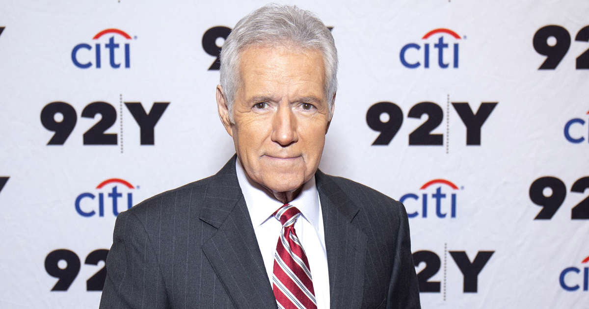 Alex Trebek Gives Health Update, Back in Chemo for Pancreatic Cancer Battle