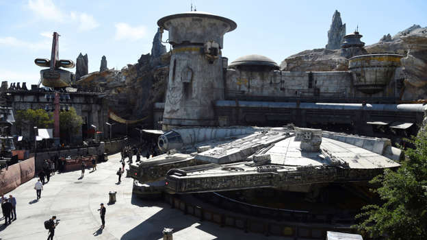 Galaxy's Edge: Your insider tour