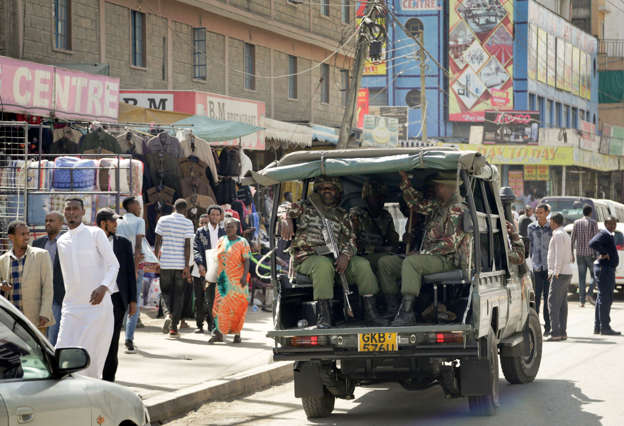Wajir: 13 police officers killed in IED explosion