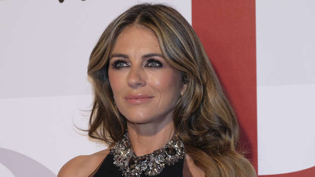 Elizabeth Hurley, who is 53 years old, posted another bikini photo on Instagram of her favorite swimsuit from her Elizabeth Hurley Beach swimwear line. Here's how she stays in such great shape.