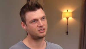 El acuario de Nick Carter de Backstreet Boys