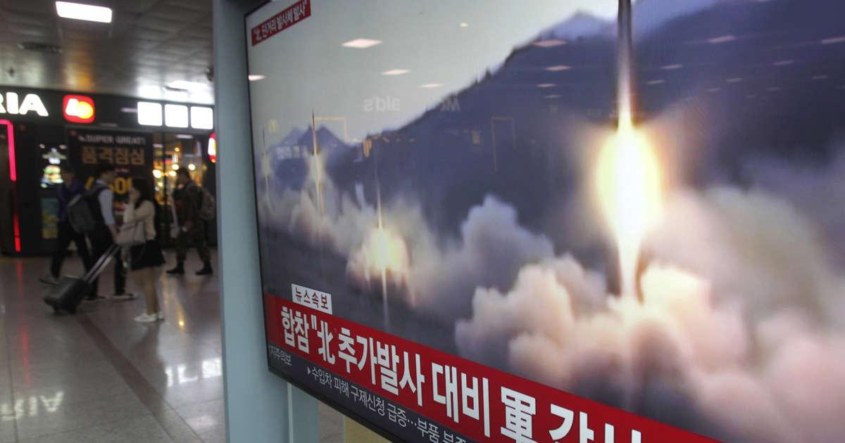 As North Korea Threat Grows, U.S. Anti-Missile Warhead Stumbles