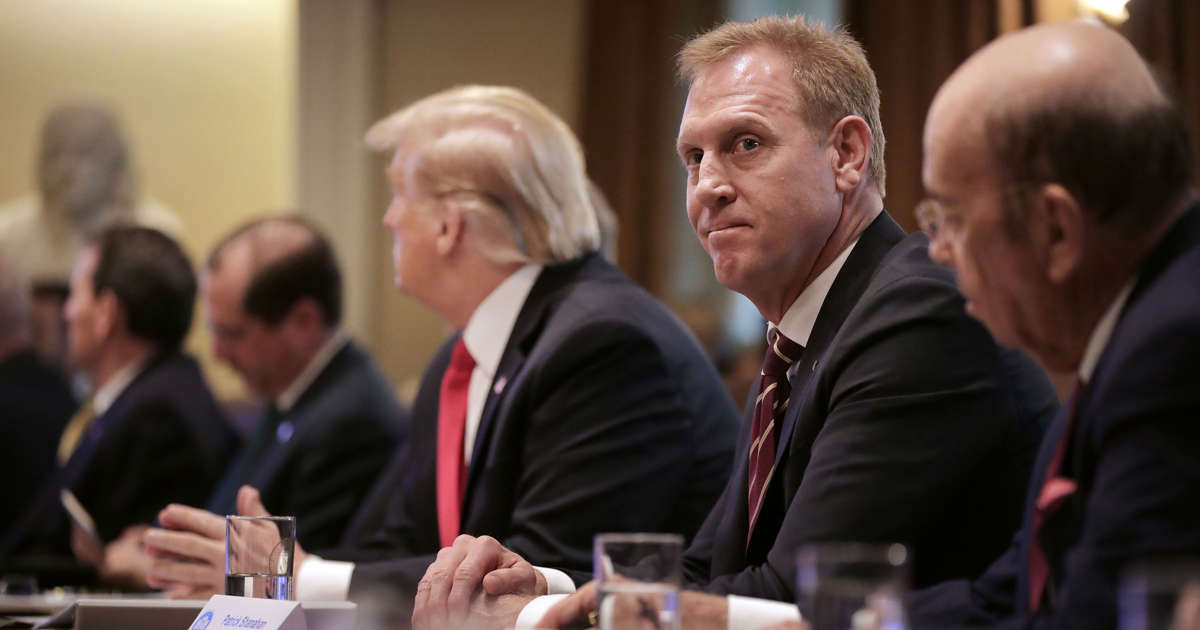 White House knew of Shanahan domestic incident for months, officials say