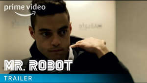 Hello friend... we are f society. Revolution is coming. All episodes available to streaming on Prime Video.  » SUBSCRIBE: http://bit.ly/PrimeVideoUKSubscribe » Stream Mr. Robot now, with Prime: http://bit.ly/PrimeVideoMrRobot  About Mr. Robot: Mr. Robot follows Elliot Alderson (Rami Malek), a young cyber-security engineer who becomes involved in the underground hacker group fsociety, after being recruited by their mysterious leader (Christian Slater).  Get More Prime Video  Watch More: http://bit.ly/WatchPrimeVideoUKNow Facebook: http://bit.ly/PrimeVideoUKFacebook Twitter: http://bit.ly/PrimeVideoUKTwitter Instagram: http://bit.ly/PrimeVideoUKInstagram  About Prime Video Want to watch it now? We've got it. This week's newest movies, last night's TV shows, classic favorites, and more are available to stream instantly, plus all your videos are stored in Your Video Library. Over 150,000 movies and TV episodes, including thousands for Prime Video members at no additional cost.  Mr. Robot - Launch Trailer | Prime Video https://youtu.be/N6HGuJC--rk  Prime Video https://www.youtube.com/c/primevideouk