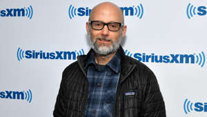 NEW YORK, NY - MAY 13:  (EXCLUSIVE COVERAGE) Musician/DJ Moby visits SiriusXM Studios on May 13, 2019 in New York City.  (Photo by Slaven Vlasic/Getty Images)