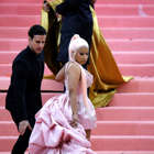 Nicki Minaj attends The 2019 Met Gala Celebrating Camp: Notes on Fashion at Metropolitan Museum of Art on May 06, 2019 in New York City.