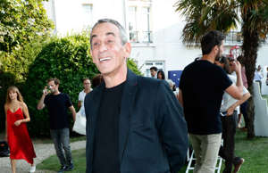 ANGOULEME, FRANCE - AUGUST 23:  Co-producer of 'Ma fille' Thierry Ardisson attends the 11th Angouleme French-Speaking Film Festival : Day Three on August 23, 2018 in Angouleme, France.  (Photo by Bertrand Rindoff Petroff/Getty Images)