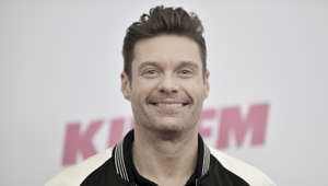 Ryan Seacrest attends 2019 Wango Tango at Dignity Health Sports Park on Saturday, June 1, 2019, in Carson, Calif. (Photo by Richard Shotwell/Invision/AP)
