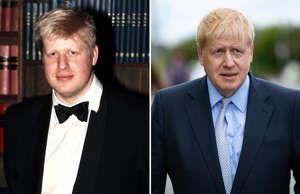 THE 175TH ANNIVERSARY OF THE OXFORD UNION, OXFORD, BRITAIN - 1998;  Boris Johnson visits Peterborough, UK - 31 May 2019