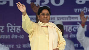 K'taka crisis: Mayawati directs BSP MLA to support Kumaraswamy