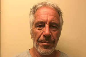 U.S. financier Jeffrey Epstein appears in a photograph taken for the New York State Division of Criminal Justice Services' sex offender registry March 28, 2017 and obtained by Reuters July 10, 2019.  New York State Division of Criminal Justice Services/Handout via REUTERS. THIS IMAGE HAS BEEN SUPPLIED BY A THIRD PARTY. THIS IMAGE WAS PROCESSED BY REUTERS TO ENHANCE QUALITY, AN UNPROCESSED VERSION HAS BEEN PROVIDED SEPARATELY.