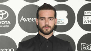 "FILE - In this May 12, 2015 file photo, Pablo Lyle attends People en Espanol's ""50 Most Beautiful Awards"" at IAC, in New York. A Florida judge has rescinded an order allowing the Mexican soap opera star to travel outside the U.S., saying he's likely to face a more serious charge from a fatal traffic confrontation than the third-degree battery charge filed recently. The judge set a hearing Monday, April 8, 2019, to discuss the bond and travel order for Lyle, a star of the TV soap opera ""Mi Adorable Maldicion."" (Photo by Andy Kropa/Invision/AP, File)"