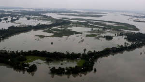 Assam flood situation worsens, 20 dead