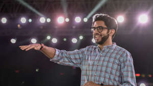 Aditya Thackeray's Chief Ministerial twist