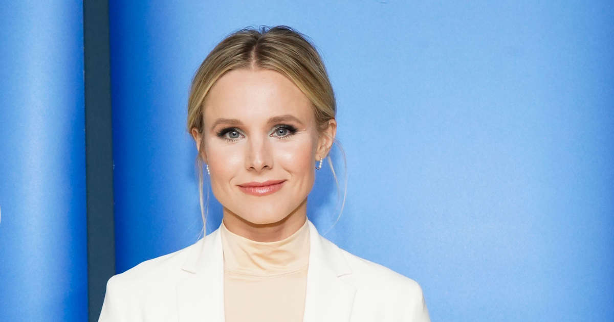 Kristen Bell's daughters think she's at least 63