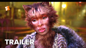 a close up of a monkey: Check out the official Cats trailer starring Idris Elba! Let us know what you think in the comments below. ► Sign up for a Fandango FanAlert for Cats: https://www.fandango.com/cats-2019-219206/movie-overview?cmp=MCYT_YouTube_Desc  Want to be notified of all the latest movie trailers? Subscribe to the channel and click the bell icon to stay up to date.   US Release Date: December 20, 2019 Starring: Idris Elba, Rebel Wilson, Judi Dench Directed By: Tom Hooper Synopsis: A tribe of cats called the Jellicles must decide yearly which one will ascend to the Heaviside Layer and come back to a new Jellicle life.   Watch More Trailers:   ► Hot New Trailers: http://bit.ly/2qThrsF ► Comedy Trailers: http://bit.ly/2D35Xsp ► Drama Trailers: http://bit.ly/2ARA8Nk  Fuel Your Movie Obsession:  ► Subscribe to MOVIECLIPS TRAILERS: http://bit.ly/2CNniBy ► Watch Movieclips ORIGINALS: http://bit.ly/2D3sipV ► Like us on FACEBOOK: http://bit.ly/2DikvkY  ► Follow us on TWITTER: http://bit.ly/2mgkaHb ► Follow us on INSTAGRAM: http://bit.ly/2mg0VNU  The Fandango MOVIECLIPS TRAILERS channel delivers hot new trailers, teasers, and sneak peeks for all the best upcoming movies. Subscribe to stay up to date on everything coming to theaters and your favorite streaming platform.