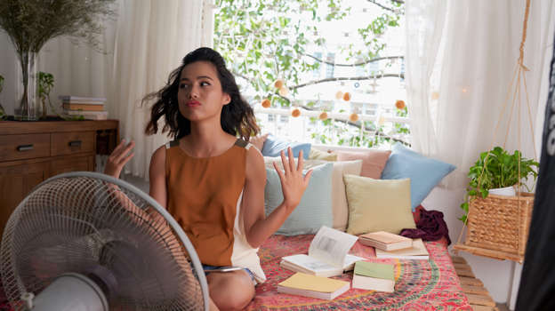 Keeping your home comfortable during the summer without air conditioning may seem impossible. But if you have an air conditioner -- or, luxury of luxuries, central air -- blasting the AC can bring eye-popping energy bills. Instead, try some of these simple tricks for staying cool without air conditioning.