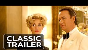 Tom Hanks posing for the camera: Subscribe to TRAILERS: http://bit.ly/sxaw6h Subscribe to COMING SOON: http://bit.ly/H2vZUn Subscribe to CLASSIC TRAILERS: http://bit.ly/1u43jDe Like us on FACEBOOK: http://goo.gl/dHs73 Follow us on TWITTER: http://bit.ly/1ghOWmt  Charlie Wilson's War Official Trailer #1 - Tom Hanks Movie (2007) HD  Charlie Wilson's War Trailer - Directed by Mike Nichols and starring Tom Hanks, Philip Seymour Hoffman, Terry Bozeman, Brian Markinson, Kirby Mitchell. A drama based on a Texas congressman Charlie Wilson's covert dealings in Afghanistan, where his efforts to assist rebels in their war with the Soviets had some unforeseen and long-reaching effects.  Universal - 2007