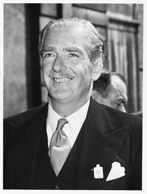 The Suez crisis can be blamed on the folly of one man - former prime minister Anthony Eden, who was mentally and physically exhausted.