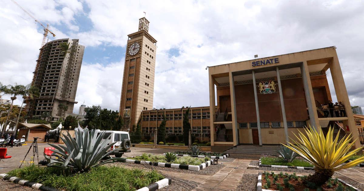 Kenyan parliament spent KSh 1 billion on foreign trips