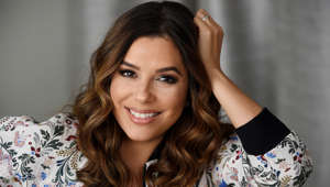 Actress Eva Longoria, who is launching The Eva Longoria Collection clothing line with retailer HSN, poses for a portrait at the Four Seasons Hotel on Tuesday, March 6, 2018, in Los Angeles. (Photo by Chris Pizzello/Invision/AP)