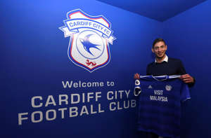 Emiliano Sala on January 18, 2019 in Cardiff, Wales.