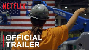 Cultures collide. Hope survives. When a Chinese billionaire re-opens a factory and  hires two thousand blue-collar Americans, early days of hope and optimism give way to setbacks as high-tech China clashes with working-class America.  Watch American Factory, Only on Netflix: https://www.netflix.com/title/81090071  SUBSCRIBE: http://bit.ly/29qBUt7  About Netflix: Netflix is the world's leading internet entertainment service with over 151 million paid memberships in over 190 countries enjoying TV series, documentaries and feature films across a wide variety of genres and languages. Members can watch as much as they want, anytime, anywhere, on any internet-connected screen. Members can play, pause and resume watching, all without commercials or commitments.  Connect with Netflix Online: Visit Netflix WEBSITE: http://nflx.it/29BcWb5 Like Netflix Kids on FACEBOOK: http://bit.ly/NetflixFamily Like Netflix on FACEBOOK: http://bit.ly/29kkAtN Follow Netflix on TWITTER: http://bit.ly/29gswqd Follow Netflix on INSTAGRAM: http://bit.ly/29oO4UP Follow Netflix on TUMBLR: http://bit.ly/29kkemT  American Factory | Official Trailer | Netflix http://youtube.com/netflix  In this documentary, hopes soar when a Chinese company reopens a shuttered factory in Ohio. But a culture clash threatens to shatter an American dream.