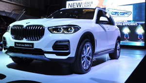 Representational Image- The All-New BMW X5 car was shown at launch in Jakarta, on April, 11,2019. The All-New BMW X5 has the latest design that is strong with an exclusive interior atmosphere and the latest technology is xDrive and a 2998cc 6-cylinder engine BMW Twin Power Turbo which is capable of removing 340 hp and torque of up to 450 Nm.