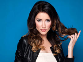 Jacqueline MacInnes Wood  (Photo by Gilles Toucas, CBS.)