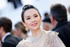 "CANNES, FRANCE - MAY 25: Zhang Ziyi attends the closing ceremony screening of ""The Specials"" during the 72nd annual Cannes Film Festival on May 25, 2019 in Cannes, France. (Photo by Vittorio Zunino Celotto/Getty Images)"