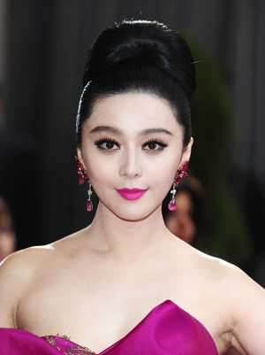 Fan Bingbing arriving for the 85th Academy Awards at the Dolby Theatre, Los Angeles.   (Photo by Ian West/PA Images via Getty Images)