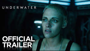a screen shot of Kristen Stewart: UNDERWATER is a film that follows a crew of underwater researchers who must scramble to safety after an earthquake devastates their subterranean laboratory. Directed by William Eubank, UNDERWATER stars Kristen Stewart, T.J. Miller, Vincent Cassel and John Gallagher Jr..  In Theaters January 10, 2020  Connect with Underwater Online: Visit the Underwater WEBSITE: http://www.UnderwaterMovie.com      Like Underwater on FACEBOOK: https://www.facebook.com/Underwater2020 Follow Underwater on TWITTER: https://twitter.com/UnderwaterMovie Follow Underwater on INSTAGRAM: https://www.instagram.com/UnderwaterMovie  #Underwater   About 20th Century FOX: Official YouTube Channel for 20th Century Fox Movies. Home of Avatar, Aliens, X-Men, Die Hard, Deadpool, Ice Age, Alvin and the Chipmunks, Rio, Peanuts, Maze Runner, Planet of the Apes, Wolverine and many more.  Connect with 20th Century FOX Online: Visit the 20th Century FOX WEBSITE: http://bit.ly/FOXMovie Like 20th Century FOX on FACEBOOK: http://bit.ly/FOXFacebook Follow 20th Century FOX on TWITTER: http://bit.ly/TwitterFOX  Underwater | Official Trailer [HD] | 20th Century FOX http://www.youtube.com/user/FoxMovies