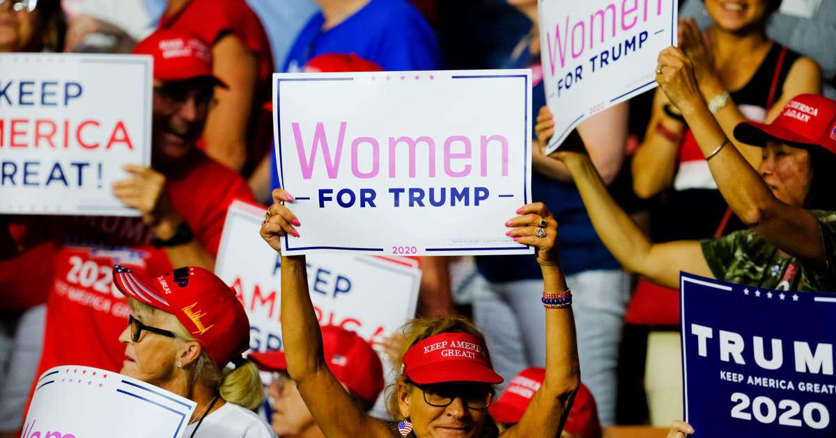Team Trump launches 'coast-to-coast' campaign for suburban women
