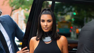 NEW YORK, NEW YORK - JUNE 25: Kim Kardashian is seen in the Lower East Side on June 25, 2019 in New York City. (Photo by Gotham/GC Images)
