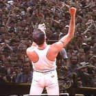 "One of the greatest performances in the history of Rock... I had to include it!  ""Bohemian Rhapsody"" ""Radio Ga Ga"" ""Hammer to Fall"" ""Crazy Little Thing Called Love"" ""We Will Rock You"" ""We Are the Champions"""