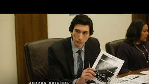 Adam Driver sitting in front of a laptop: The Report is a riveting thriller based on actual events. Idealistic staffer Daniel J. Jones (Adam Driver) is tasked by his boss Senator Dianne Feinstein (Annette Bening) to lead an investigation of the CIA's Detention and Interrogation Program, which was created in the aftermath of 9/11. Jones' relentless pursuit of the truth leads to explosive findings that uncover the lengths to which the nation's top intelligence agency went to destroy evidence, subvert the law, and hide a brutal secret from the American public. The Report is written and directed by Scott Z. Burns and features outstanding performances by a powerful cast led by Adam Driver, Annette Bening, and Jon Hamm. Sarah Goldberg, Michael C. Hall, Douglas Hodge, Fajer Kaisi, Ted Levine, Jennifer Morrison, Tim Blake Nelson, Linda Powell, Matthew Rhys, T. Ryder Smith, Corey Stoll, and Maura Tierney complete the powerful ensemble that brings this essential story to life.   » In theaters November 15th and available on Prime Video November 29th » SUBSCRIBE: http://bit.ly/PrimeVideoSubscribe  About Prime Video: Want to watch it now? We've got it. This week's newest movies, last night's TV shows, classic favorites, and more are available to stream instantly, plus all your videos are stored in Your Video Library. Over 150,000 movies and TV episodes, including thousands for Amazon Prime members at no additional cost.   Get More Prime Video:  Stream Now: http://bit.ly/WatchMorePrimeVideo Facebook: http://bit.ly/PrimeVideoFB Twitter: http://bit.ly/PrimeVideoTW Instagram: http://bit.ly/PrimeVideoIG   The Report - Teaser Trailer https://youtu.be/x79Gf4cJDDE   Prime Video https://www.youtube.com/PrimeVideo