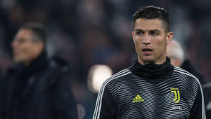 TURIN, ITALY - MARCH 12: Christiano Ronaldo of Juventus looks on during the UEFA Champions League Round of 16 Second Leg match between Juventus and Club de Atletico Madrid at Allianz Stadium on March 12, 2019 in Turin, Italy. (Photo by TF-Images/Getty Images)