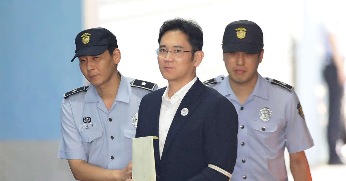 South Korea Orders Retrial of Samsungs Heir in Bribery Scandal