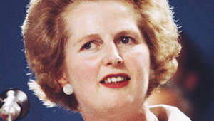"Hon blir Margaret Thatcher i ""The Crown"""