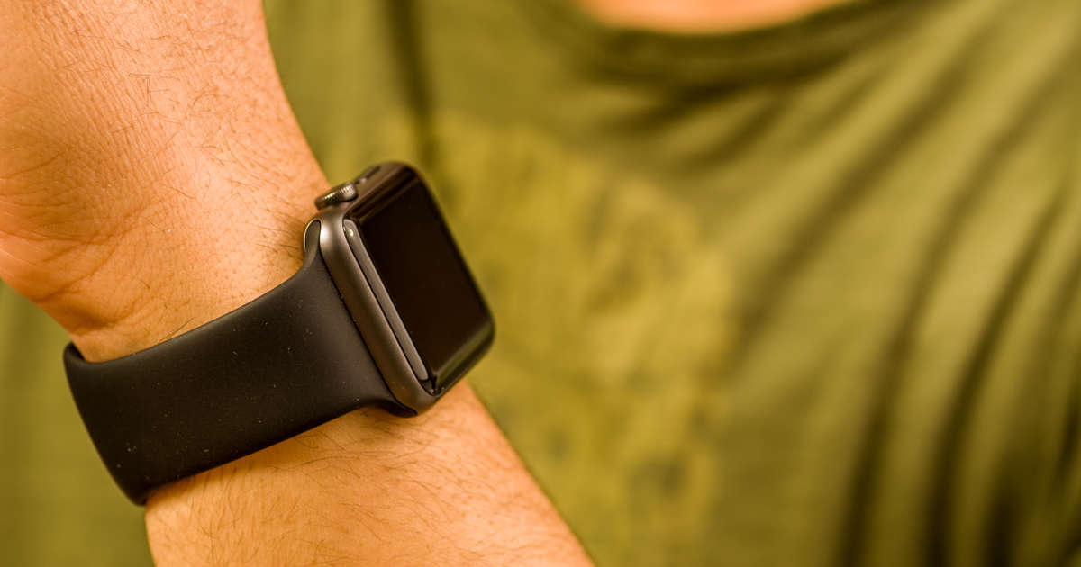 Man credits Apple Watch for helping save his dad