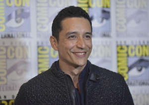 "Gabriel Luna attends the ""Terminator: Dark Fate"" press line on day one of Comic-Con International on Thursday, July 18, 2019, in San Diego."