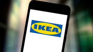 BRAZIL - 2019/05/28: In this photo illustration the IKEA logo is seen displayed on a smartphone. (Photo Illustration by Rafael Henrique/SOPA Images/LightRocket via Getty Images)